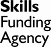 The Skills Funding Agency